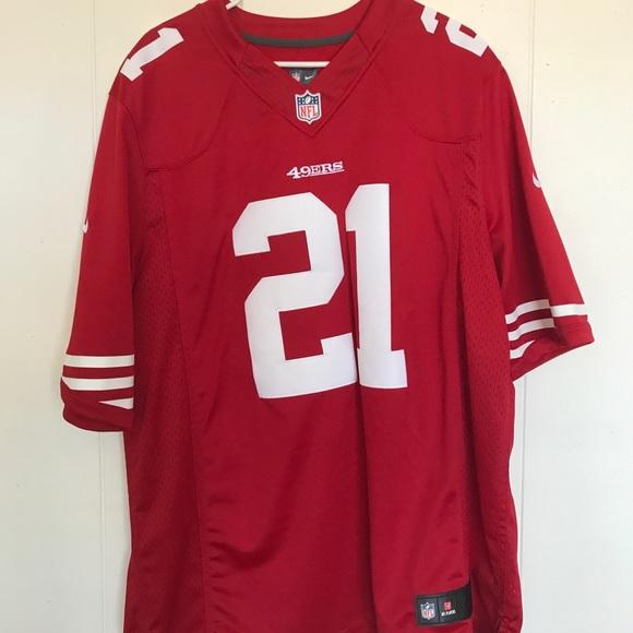 SAN FRANCISCO 49ers Frank Gore Jersey